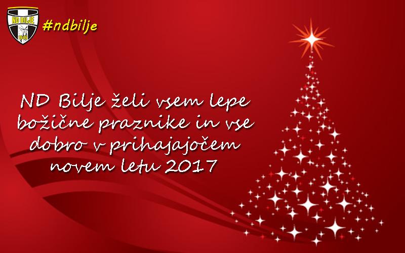 Vsele Praznike In Srečno Novo Leto 2017