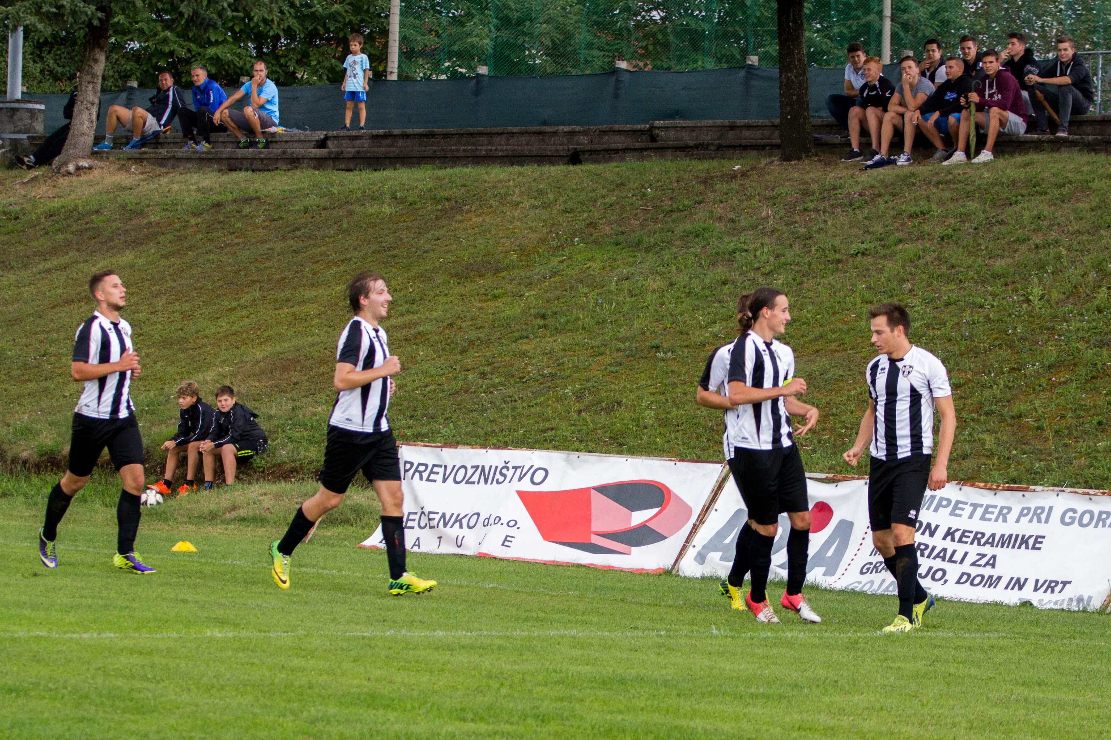 ND Bilje : ND Adria – 5.krog – 3.SNLZ 17.09.2016