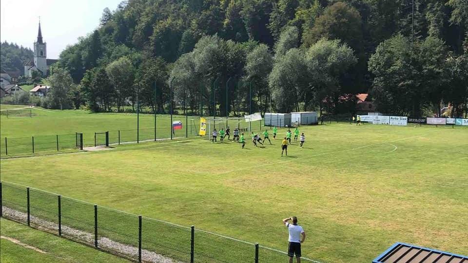 U17/U19   6 točk proti Krki v gosteh
